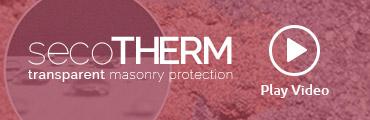 Secotherm masonry paint